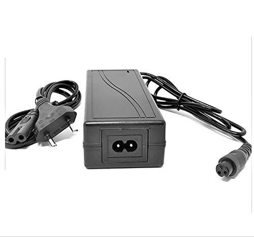Adaptateur d'alimentation CA 42V 2A pour planche à roulettes Hoverboard Balance Auto-équilibrage Smart Drifting Board Chargeur universel pour...