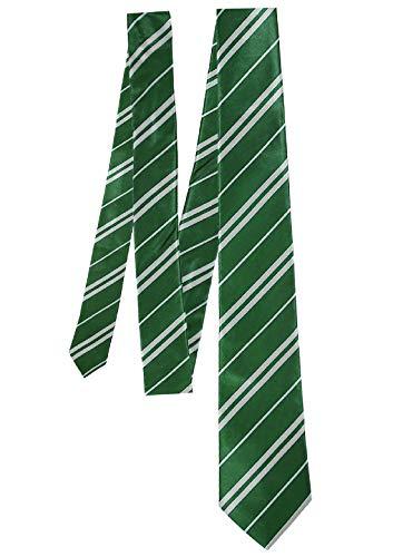 Islander Fashions Adults Childrens Evil School Wizard Krawatte Unisex Buchwoche Hen Night Tie Knot Zubehör (Evil Wizard School) One Size