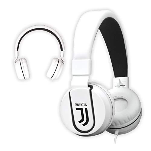Techmade Tm-Ip952-Juv Cuffia, Bianco/Nero, Taglia unica