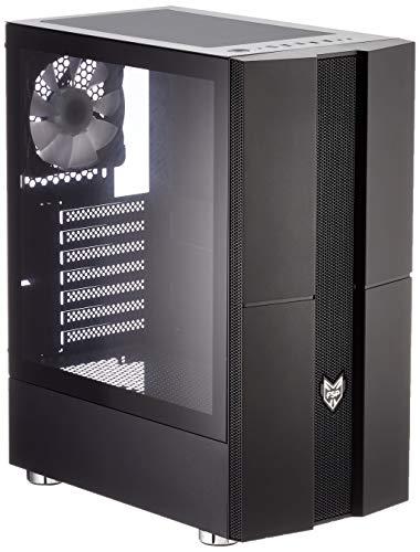Fortron FSP Computergehäuse Midi CMT270, schwarz
