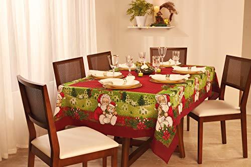 Mantel De Navidad  marca AdonisUSA