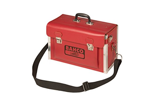 BAHCO IR4750-VDEC LEATHER SAFETY TOOL BOX
