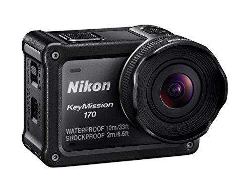 Nikon KeyMission 170 Action Camera-Schwarz - 5