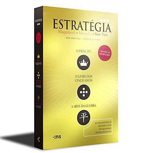 Box Especial - O Essencial da Estratégia - Contém Três Obras