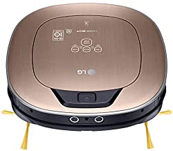LG CR5765GD Hom-Bot Wifi Enabled Robotic Vacuum