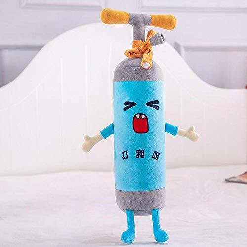 110Cm große niedliche Plüschtier Vent Boxing Boxsack Soft Net Promi Kissen Kissen Pad Gift-110Cm_Blue