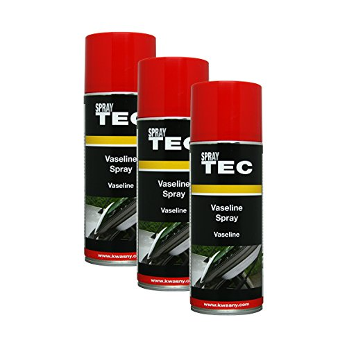 3X KWASNY 235 012 Auto-K Spray TEC Vaseline-Spray 400ml