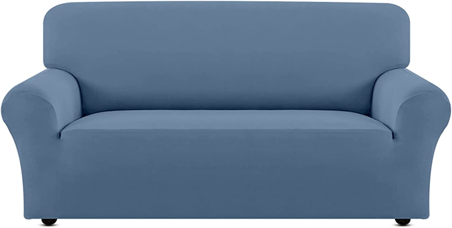 SYOUCC Sofa Cover 1 Bombing free shipping 2 3 Seats Color Stretch Max 78% OFF 4 Solid Elastic