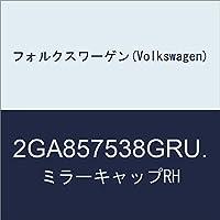 フォルクスワーゲン(Volkswagen) ミラーキャップRH 2GA857538GRU.