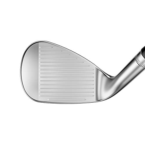 Product Image 5: Callaway Mack Daddy 5 Jaws Wedge (Graphite, Women's) (Platinum Chrome, Right Hand, 56.0 degrees, W-Grind, 12 Bounce, Graphite - Ladies)