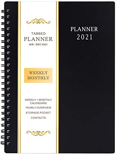 Our #1 Pick is the BooQool Academic Weekly Day Planner