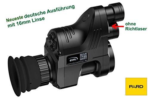 PARD NV007A, Nachtsichtgerät, Set mit exklusiven Filzetui, Okular-Adapter 45mm