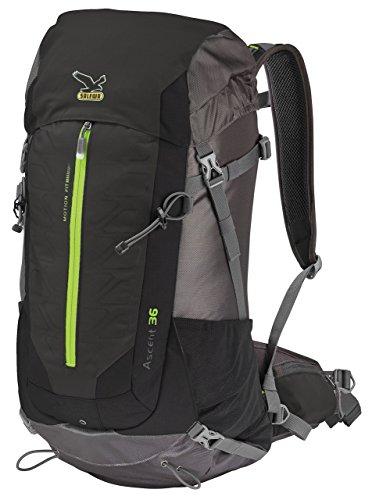 Salewa Ascent 36 - Sac à Dos randonnée - Gris 2014 62 x 29 x 28 cm Gris - Carbon/Anthracite/Cactus