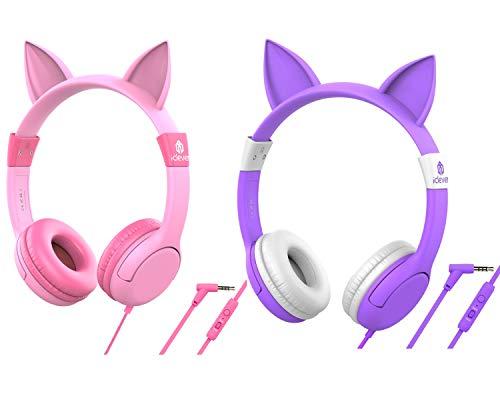 41++kP9lpPL - iClever Kids Headphones -