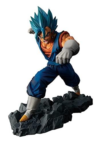 Banpresto- Dokkan Battle Dragon Ball Vegetto Figura de Acción, Multicolor (Bandai 39760)