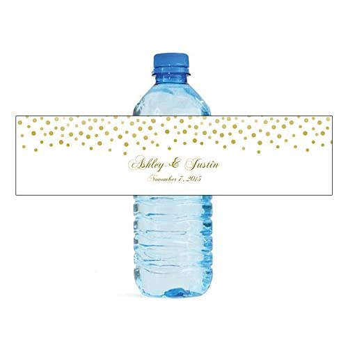 graphic about Free Printable Water Bottle Labels for Birthday identified as H2o Bottles Labels: