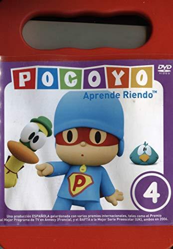 Pocoyo, Aprende Riendo, Vol. 4 [Spanisch]