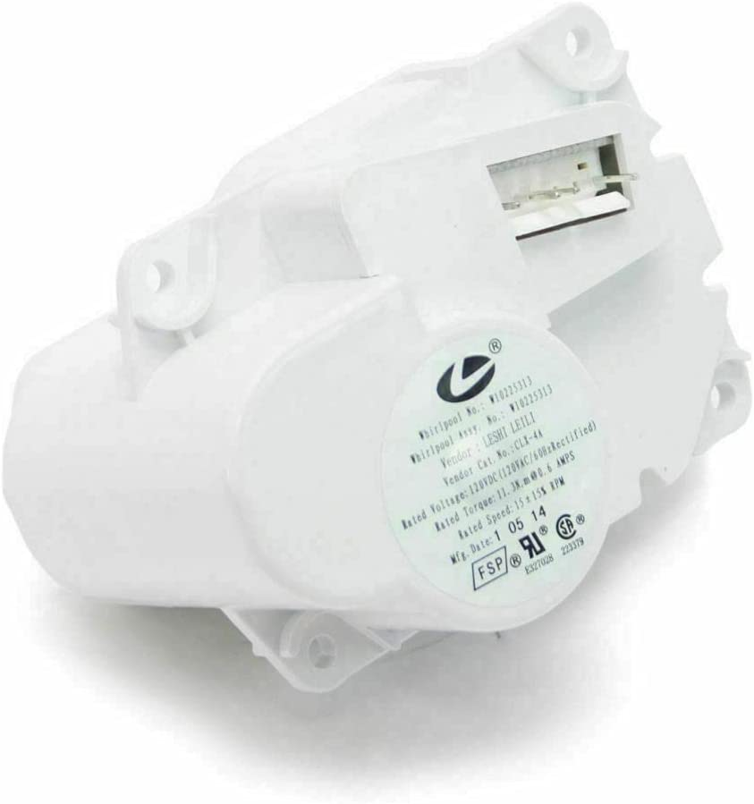 New Genuine Free Shipping Compatible with Whirlpool Auger Motor Refrigerator Luxury goods W11202789