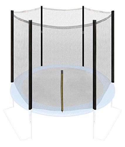 Ultrasport Rete di Sicurezza per Trampolino da Giardino Jumper, Modelli da Maggio 2014, diametri 180, 251, 305, 366, 430cm, 180 cm