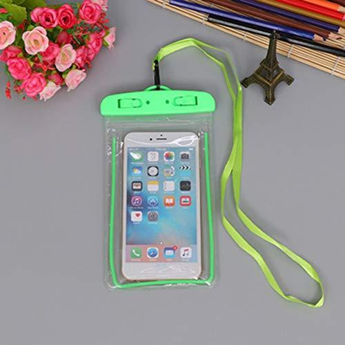 ShenyKan Étanche PVC Sac De Natation Mobile Téléphone Cas Couverture Poche Sèche Universel De Plongée Dérive Riving Trekking Sacs