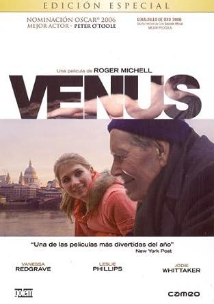 Amazon.com: Venus (2006)(Import Movie) (European Format - Zone 2) : Movies  & TV