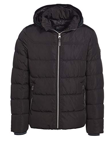 Bexleys man by Adler Mode Herren Steppjacke schwarz 25