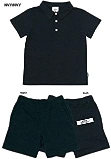 スムージー カノコポロ セットアップ SMOOTHY [ 01SETUP-11 ] 上下セット ポロシャツ ショートパンツ