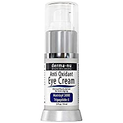 Eye Cream For Dark Circles And Puffiness - Treatment For Under Eye Wrinkles Dark Circles Crows Feet And Puffy Eyes - Moisturize Sensitive Eyes With Powerful Anti Aging Properties