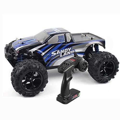 HYMAN Vehículo todoterreno de control remoto, 1:18 2.4Ghz 4WD Fast 40KM/H Vehículo todoterreno Carreras de alta velocidad Camión pickup, 24 x 19 x 10 cm
