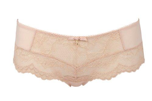 Gossard Damen Taillenslips Unterhosen, Beige (Nude), M
