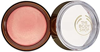 The Body Shop Honey Bronze Highlighting Dome, Shade 02 Blush, 0.22 Ounce