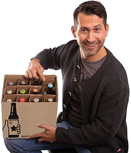 Kalea | ausgewählte Bierspezialitäten im Probierpaket | Biere von Privatbrauereien | Geburtstags-Geschenk für Männer (12 x 0,33 l) - 6
