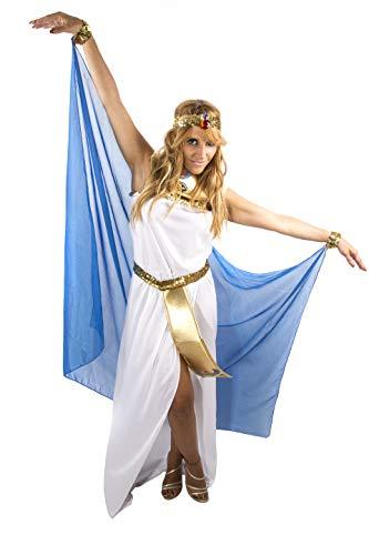 Costumizate! Disfraz de Egipcia para Mujer Adulta Especial para Fiestas de Disfraces...
