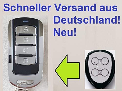 Handsender kompatibel mit ELV FS20 S4 S8 S8-2 S16 FS20 S16R - 868,3 MHz - Fernbedienung