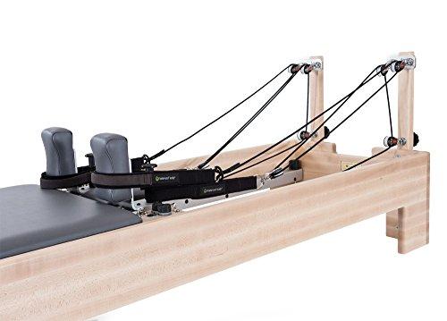 バランスボディ ツイストロックシステム用コネクター ピラティスリフォーマー 自宅やジムでの全身ワークアウトに