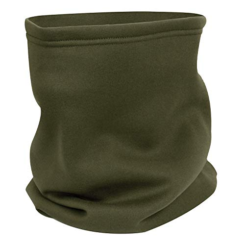 Rothco ECWCS Polyester Neck Gaiter, Olive Drab