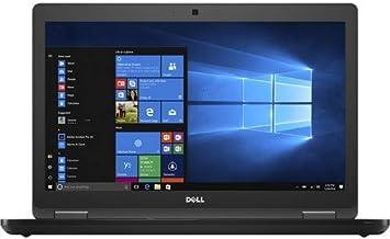 Dell Latitude 15 5580 - 15.6in FHD | 2.9 GHz Intel i7-7820HQ Quad-Core | 16GB DDR4 | 256GB SSD | Win 10 pro (Renewed)