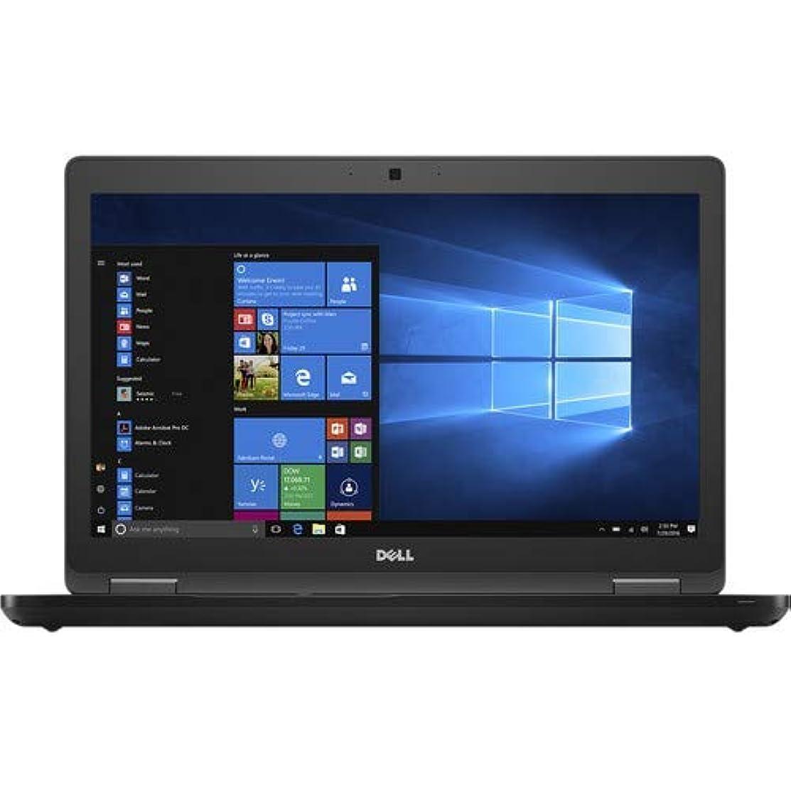 Dell Latitude 15 5580 - 15.6in FHD   2.9 GHz Intel i7-7820HQ Quad-Core   16GB DDR4   256GB SSD   Win 10 pro (Renewed)