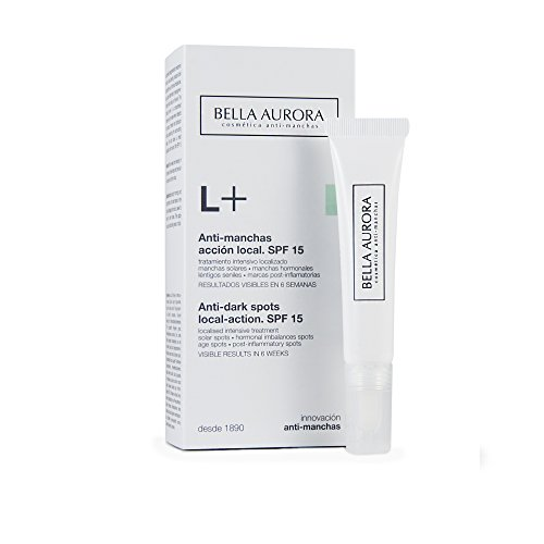 Bella Aurora L+ Crema Facial Mujer Anti-Manchas para Manchas