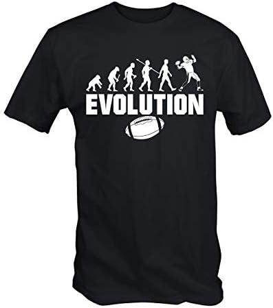 6TN Camiseta para Hombre Negro