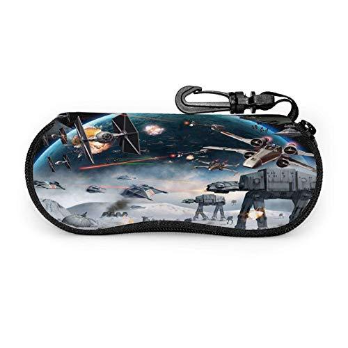 632 Eyeglass Case,Sta-R Spaceshi-P War-S Eye Glasses Bag, Bolsas Premium Para Gafas Para Adolescentes Y Niños,17x8cm