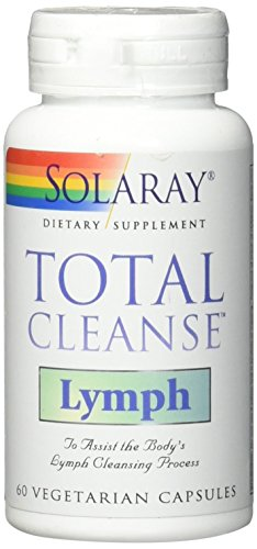 Solaray Total Cleanse Lymph VCapsules | 60 Count