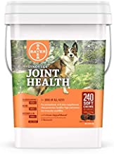 Synovi G4 Dog Joint Supplement Chews, 240-Count, for Dogs of All Ages, Sizes and Breeds