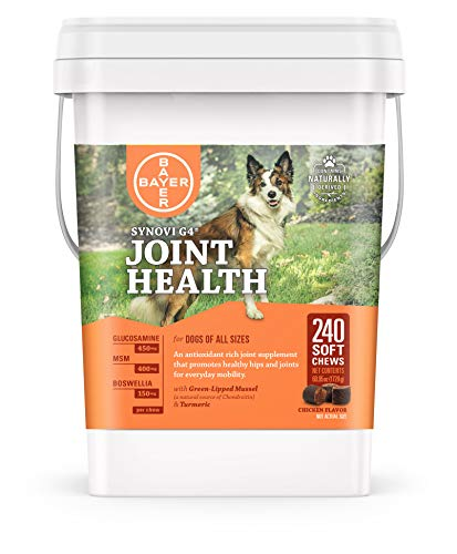 Top 10 best selling list for best joint supplement for giant breed dogs