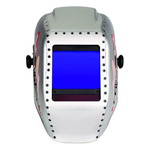 Jackson Safety TrueSight II Digital Variable Auto Darkening Filter, HLX Welding Helmet with Balder...