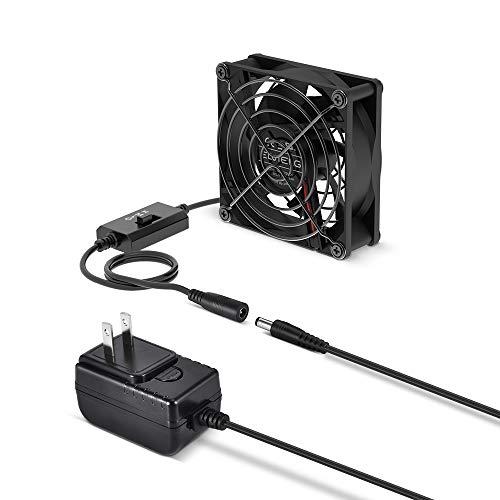 12v power supply for fan - 5