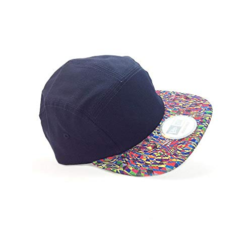 New Era Casquettes Speckled Camp newera Bleu