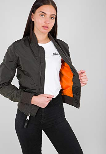 ALPHA INDUSTRIES Damen Bomberjacke MA-1 TT