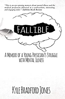 Fallible by Kyle Bradford Jones ebook deal