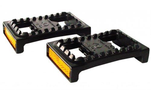 Shimano - SM-PD - Adaptador de pedales automático para PD-M959, 770, 520, 540, 515, Shimano SM-PD 22 m, con reflector